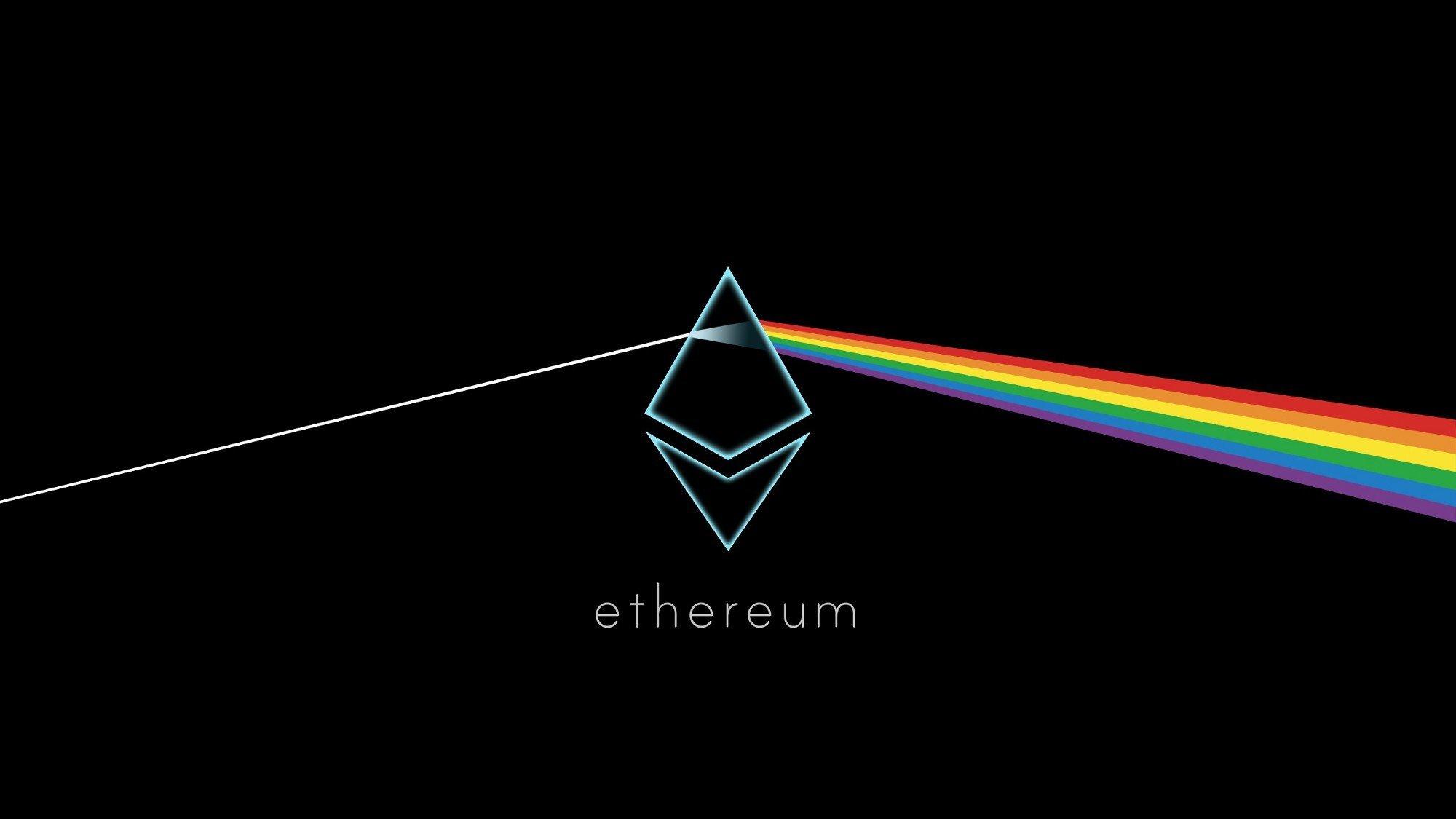 Ether, decentralizovaná digitálna mena